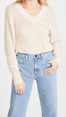 Brochu Walker Andrain V Neck Sweater