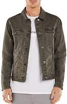 Zanerobe Greaser Distressed Denim Jacket