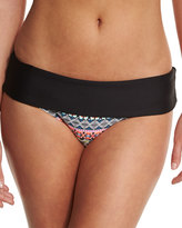 Next Find Your Chi Retro Banded Swim Bottom