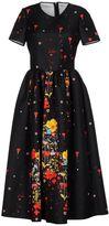 Piccione Piccione 3/4 length dresses