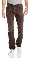 AG Adriano Goldschmied Men's Matchbox Slim-Straight Jean