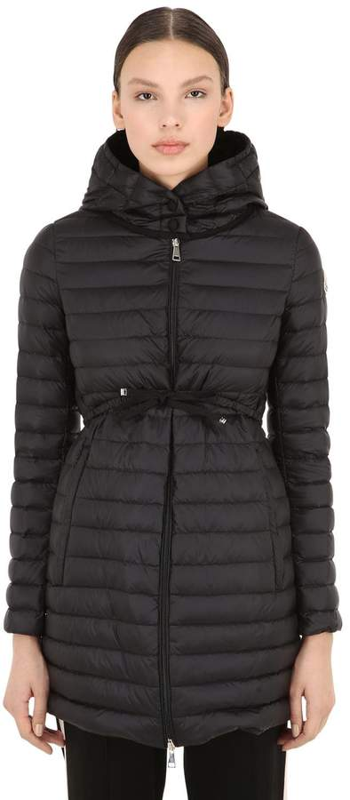 Barbel Nylon Down Jacket