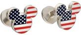 Cufflinks Inc. Stars and Stripes Mickey Mouse Cufflinks