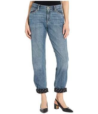 Eddie Bauer Flannel Lined Jeans