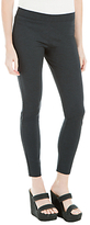 Max Studio Ponte Leggings, Black