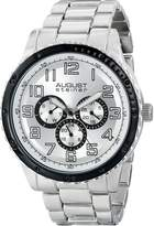 August Steiner Men's AS8060SL Analog Display Japanese Quartz Watch