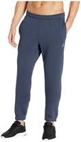 Reebok Training Essentials Fleece Closed Cuff Pants (Heritage Navy) Men's Casual Pants