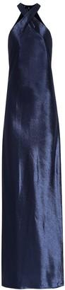 Galvan Eve satin gown