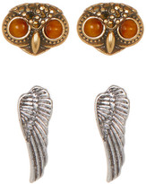 Lucky Brand Birds Earrings - Set of 2