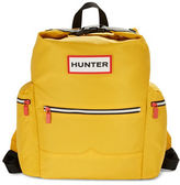 Hunter Top Handle and Clip Nylon Backpack