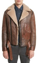 Belstaff Men's Danescroft Shealing Leather Jacket