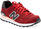 New Balance Patch Low-Top Sneaker