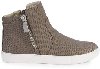 Kenneth Cole New York Kaia Leather Sneaker Boots