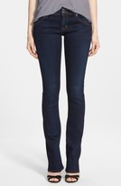 Hudson Petite Women's 'Beth' Baby Bootcut Jeans