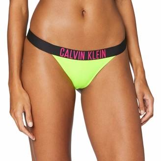 Calvin Klein Women's Brazilian-N Bikini Top
