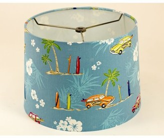 Bay Isle Home Car 11'' Cotton Drum Lamp Shade