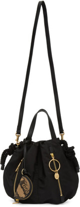 See by Chloe Black Flo Tote