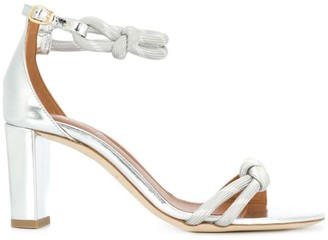 Malone Souliers Knot Detail Sandals