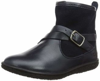 Kickers Girls Viktor Slouch Boots