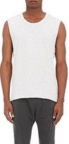 NSF Men's Cotton High-Low Sleeveless T-Shirt