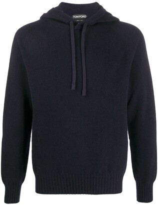 Tom Ford Hooded Cashmere Jumper