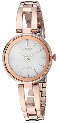 Citizen EM0633-53A Eco-Drive (Rose Gold Tone) Watches