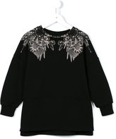 Marcelo Burlon County Of Milan Kids 'Negative wings' sweatshirt
