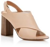 Vince Faine Crisscross Mule Sandals