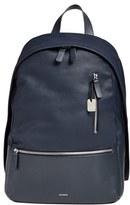 Skagen Men's 'Kroyer 2.0' Coated Canvas Backpack - Blue