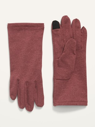 Old Navy Text-Friendly Micro Performance Fleece Gloves for Girls
