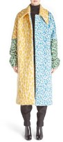 Acne Studios 'Bertilyn' Leopard Print Coat
