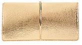 Nina Ricci Gold Arc Detail Clutch