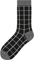 Uniqlo Women Socks (Windowpane)