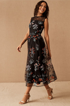 BHLDN Vizelle Midi Dress