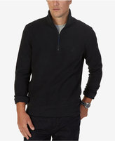 Nautica Men's Windward Quarter-Zip Sweater