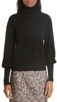 Milly Women's Blouson Sleeve Cashmere Sweater