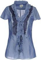 Henry Cotton's Shirts - Item 38695593