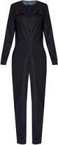 A.P.C. Lana wool-flannel jumpsuit
