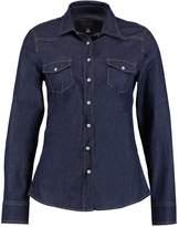 Mustang Shirt blau