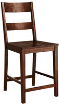 Pier 1 Imports Parsons Tobacco Brown Counter Stool