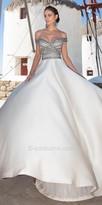 Tarik Ediz Calista Evening Dress