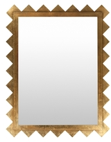 Surya Geometric Wall Mirror