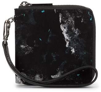 Yohji Yamamoto Discord Butterfly wallet