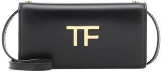 Tom Ford TF leather wallet shoulder bag