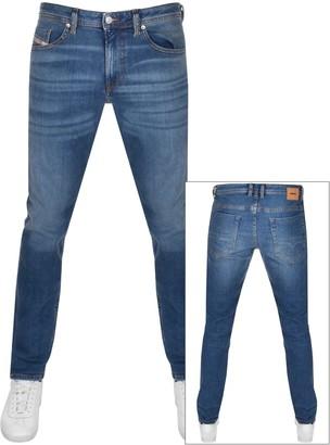 Diesel Thommer 009DB Slim Fit Jeans Blue