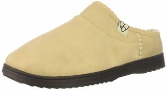 Dearfoams Women's Alexa Microsuede or Chunky Fairisle Knit Clog Slipper