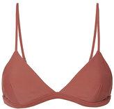 Mikoh Lychee Triangle Bikini Top