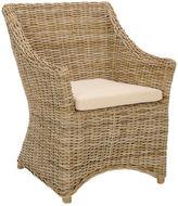 Safavieh Piper Woven Armchair, Wheat