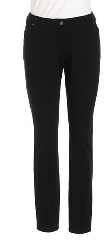 Eileen Fisher Petite Stretch Ponte Skinny Pants