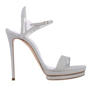 Casadei Heeled Sandals Sandal Giulia Glitter